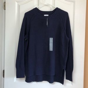New with tag's navy sweater Old Navy size medium